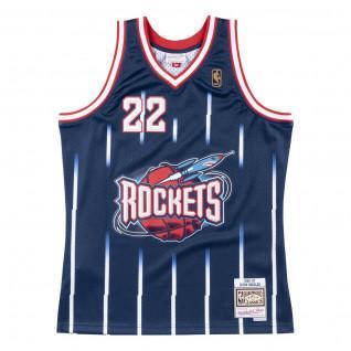 Maillot Houston Rockets Clyde Drexler
