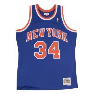Maillot New York Knicks Swingman Charles Oakley #34
