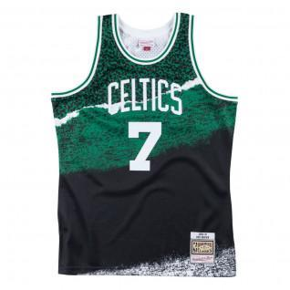 Maillot Boston Celtics dunk contest Dee Brown