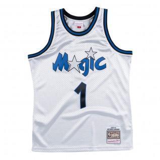 Maillot Orlando Magic platinum Anfernee Hardaway