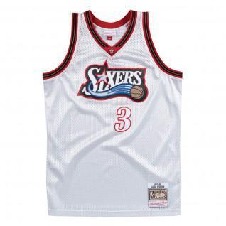 Maillot Philadelphia 76ers platinum Allen Iverson