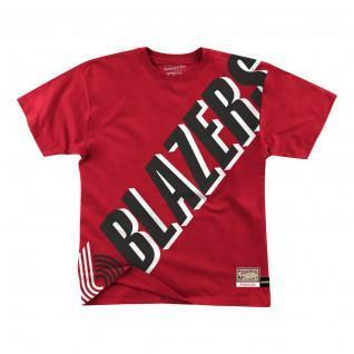 Maillot Portland Trail Blazers big face