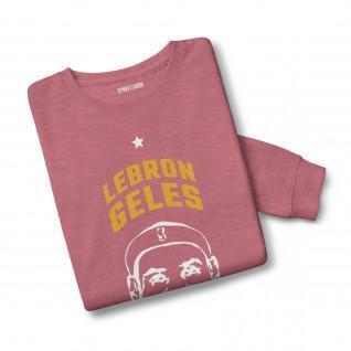Sweatshirt mixte Lebron Lakers
