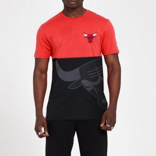 T-shirt large New Era Chicago Bulls OTL