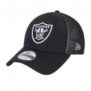 Casquette New Era NFL Las Vegas Raider 9forty mesh