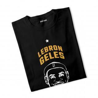 T-shirt Lebron Lakers