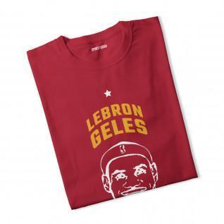 T-shirt garçon Lebron Lakers