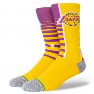 Chaussettes Los Angeles Lakers Gradient