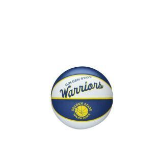 Mini ballon NBA Retro Golden State Warriors